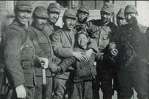 捏造の南京大虐殺29 南京占領3日目 父が支那軍に拉致され不明。孤児 ...