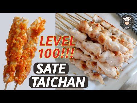Resep Sate Taichan Level 100 Resep Untuk Pemula Youtube Memasak Resep Ayam Resep