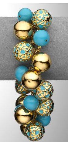 Kate Spade Small Stone Cluster Bracelet