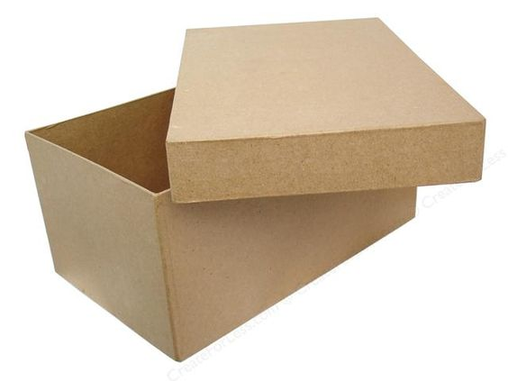 Perfect size for full wedding proof boxes paper mache for Perfect paper mache