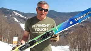 The Dynastar Cham 97 is a hot ski.  I'm not sure about this pinterest thing however!