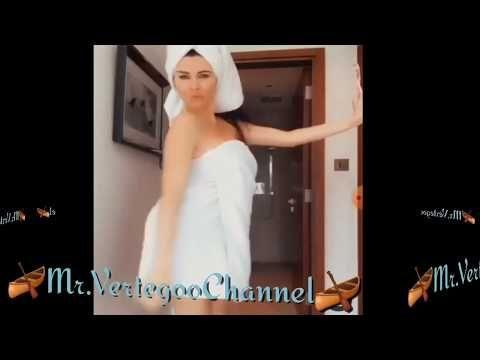 لاميتا فرنجيه تشعل الانستقرام والسوشيال ميديا برقصة البشكير واخرى بالتوينز تجميعة رقص مثيرة لاميتا Formal Dresses One Shoulder Formal Dress Strapless Dress