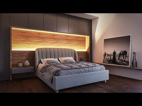 3ds Max Bedroom Rendering Tutorial Photo Realistic Lighting Youtube Bedroom Bedroom Scene 3ds Max