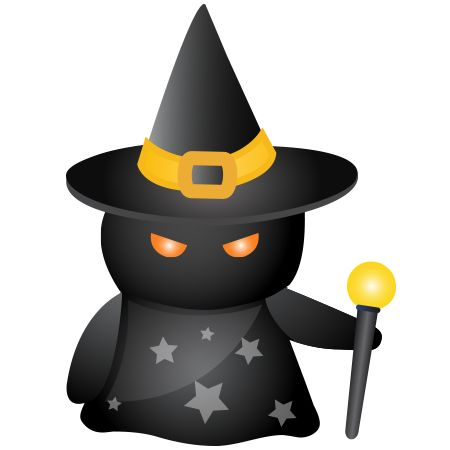 Spooky Witch Icon | Icons, Halloween and Witches