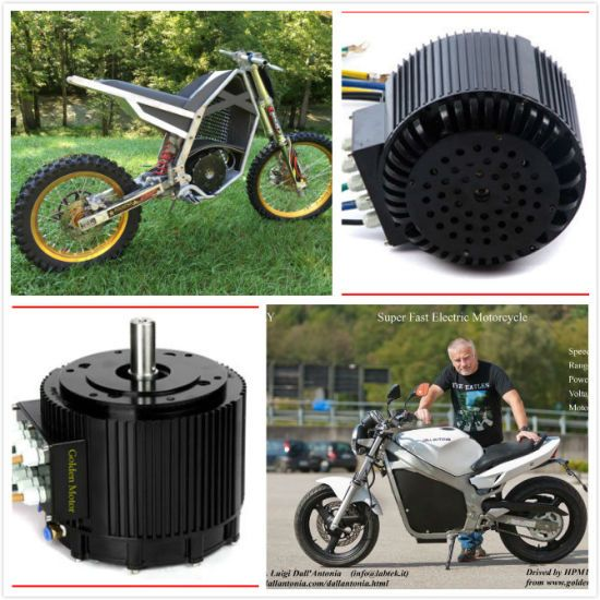 48v 10kw Bldc Motor For Electric Motorcycle Electric Boat