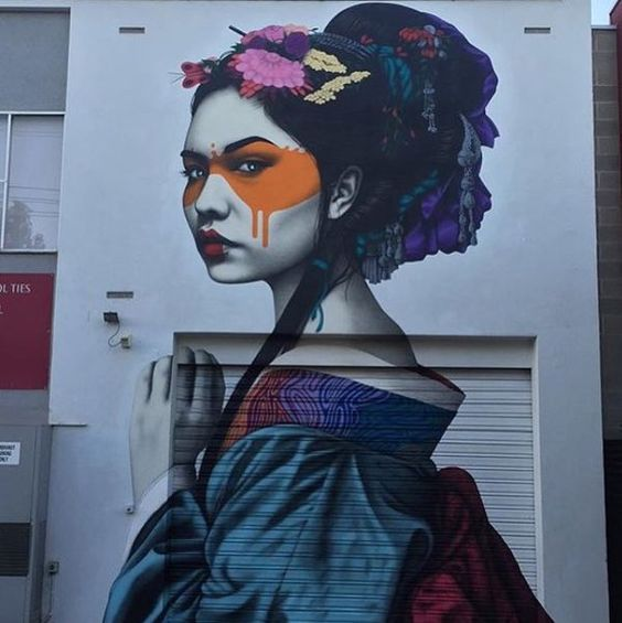 "Street Art on Twitter: ""New Street Art • Whoamirony Found in Toothing London #art #mural #graffiti #streetart https://t.co/COGEXF6OL6"" ♥≻★≺♥"