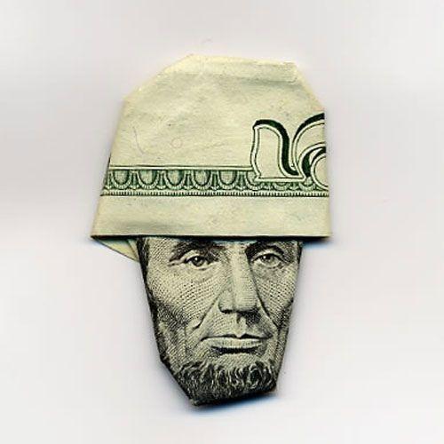 Cool ways to fold money: Fairy Money, Money Gifts, Gift Wrapping, Gift Ideas, Money Folding, Folding Money, Money Craft, Origami Money