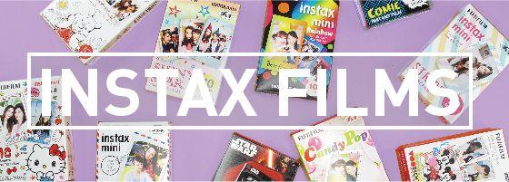 Fujifilm Instax Mini Film Pellicules recharges polaroid