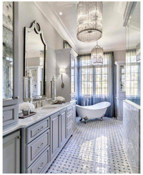 Top 60 Best Master Bathroom Ideas Home Interior Designs Discover The Top 60 Best Master Bathroom Id In 2020 Bathroom Remodel Master Bathrooms Remodel Bathroom Design
