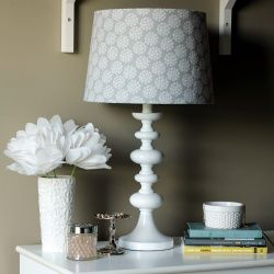 Lamp Shade Makeover | Looksi Square