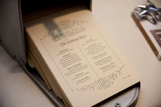 Inexpensive Wedding Programs Buy Card Stock At Hobby Lobby Download A Free Boarder Template