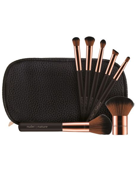 Nude By Nature Essential Collection 7 Piece Brush Set product photo