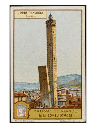 Leaning Tower of Bologna