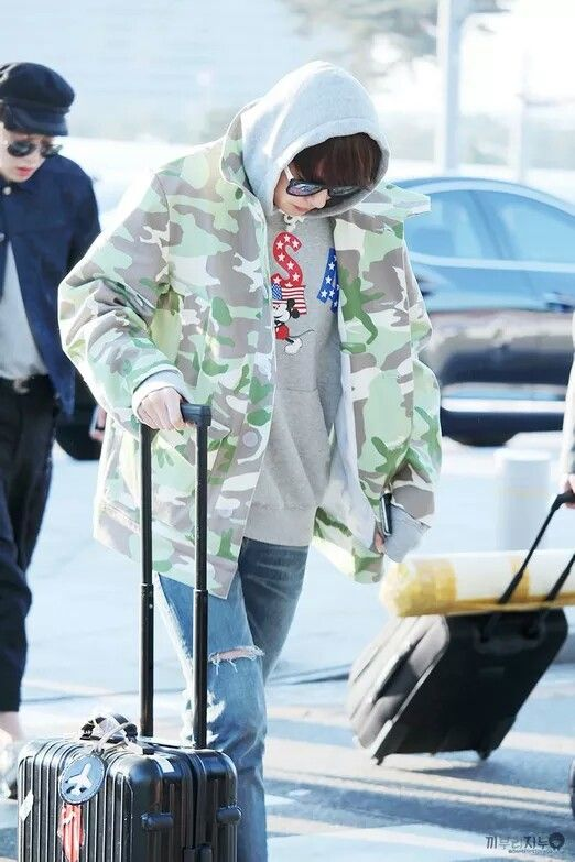 20150324 Incheon airport #winner#위너 #Jinwoo
