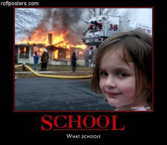 school what school?