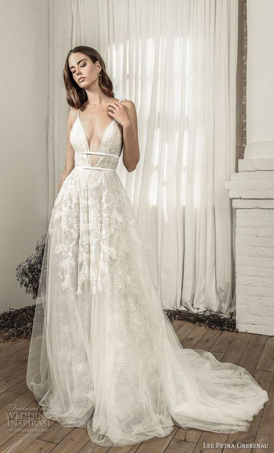 popular Lee Petra Grebenau Pre-2019 Wedding Dresses