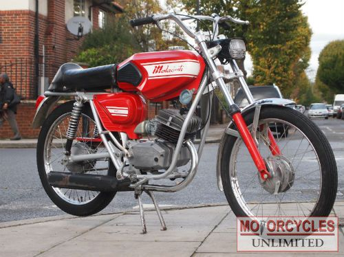 1974 Malaguti Gam 49cc Classic moped - £1,777.00 | Motorcycles Unlimited