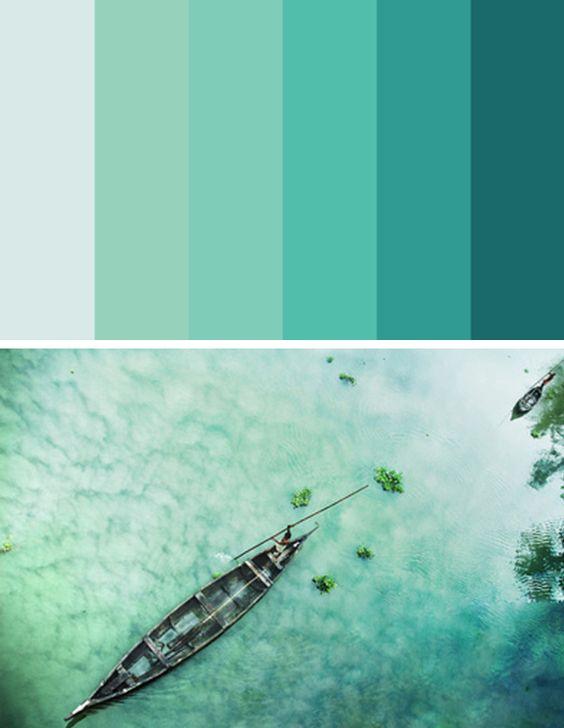 Está permitido roubar as paletas de cores do universo   IdeaFixa   ilustração, design, fotografia, artes visuais, inspiração, expressão