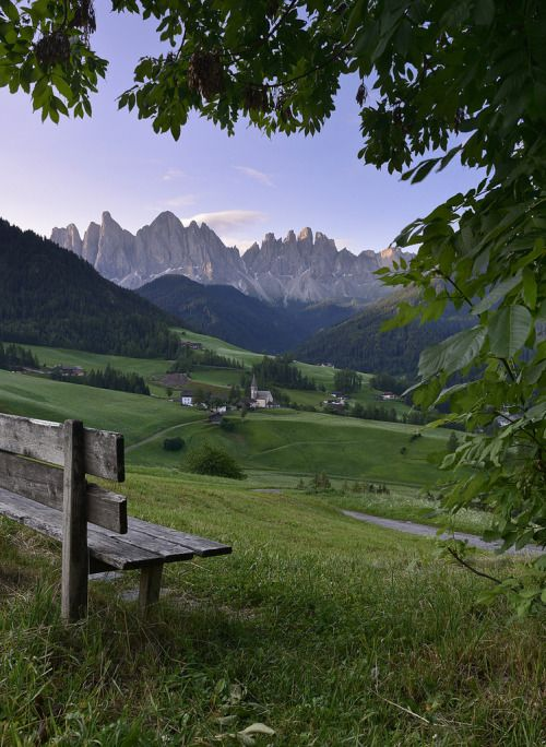 Dolomites / Italy (by Christian).