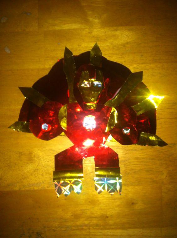Iron Man Turkey Disguise School Pinterest Turkey