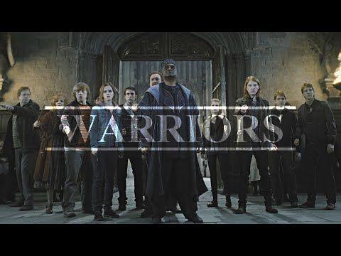 Harry Potter Warriors Youtube In 2021 Hogwarts Harry Potter Warrior