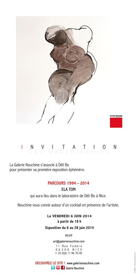 C'est à Nice, le 6 juin!!! #arty #expo