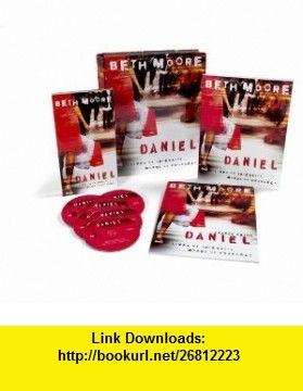 Daniel Leaders Kit with DVDs Lives of Integrity, Words of Prophecy (9781415825891) Beth Moore , ISBN-10: 1415825890  , ISBN-13: 978-1415825891 ,  , tutorials , pdf , ebook , torrent , downloads , rapidshare , filesonic , hotfile , megaupload , fileserve