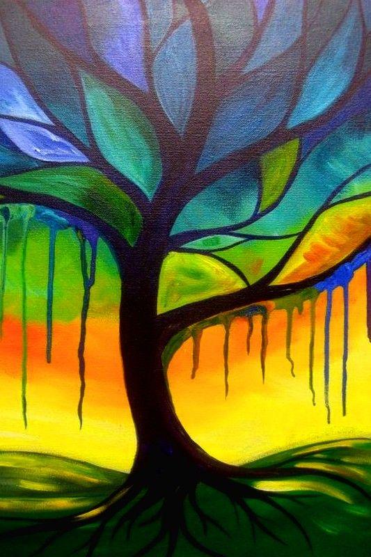 Easy Painting Ideas For Beginners Beginner Painting Easy Canvas Painting Easy Paintings