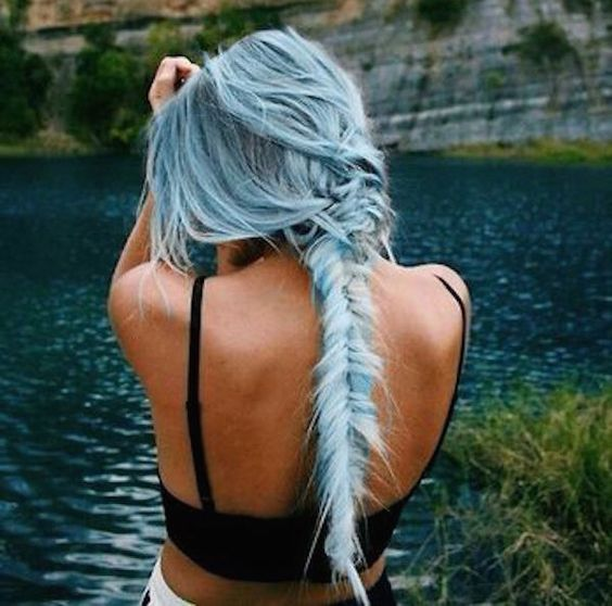 Women Are Dyeing Their Hair Amazing Colors For The Pastel Hair Trend (Photos):