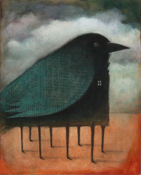 Spirit Bird: Transporter by SethFitts