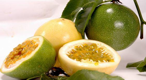O maracujá tem um efeito sedante Maracujá e Benefícios e saúde