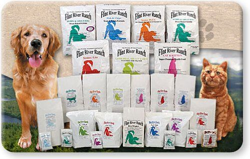Flint River Ranch Mixed Pet Food Samples Pack - 2lb - http://www.petsupplyliquidators.com/flint-river-ranch-mixed-pet-food-samples-pack-2lb/