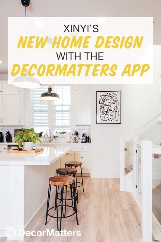 Click The Image To Step Into Xinyi S New Home And See How Her Home Interior Design Ideas Came To Life With The Help Of The Free Decormatt In 2020 Interior Design Kitchen
