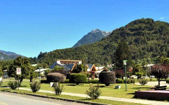 Futaleufu is a cross-border city in Chile