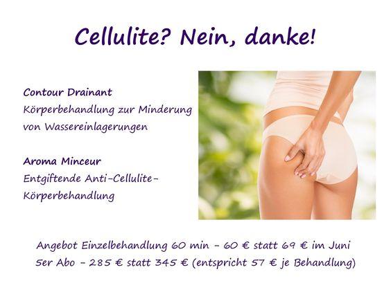 """Angebot im Juni - Körperbehandlungen im Youthful Institut, die auf die weiblichen """"Problemzonen"""" zielen. Massage+Wickel für Bauch, Beine, Po."""