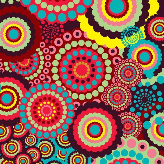#fabrics #prints #design {via miriamcastillo.com}
