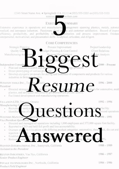 5 Biggest Resume Debates Among Recruiters Resume, Resume Design - ex of a resume