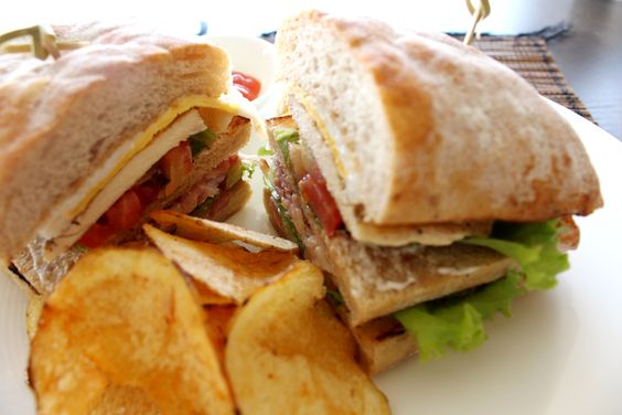 Sandwich from Samabe kitchen http://www.samabe.com/en/all-inclusive/unlimited-all-inclusive.php #bali #dining #indonesia #travel
