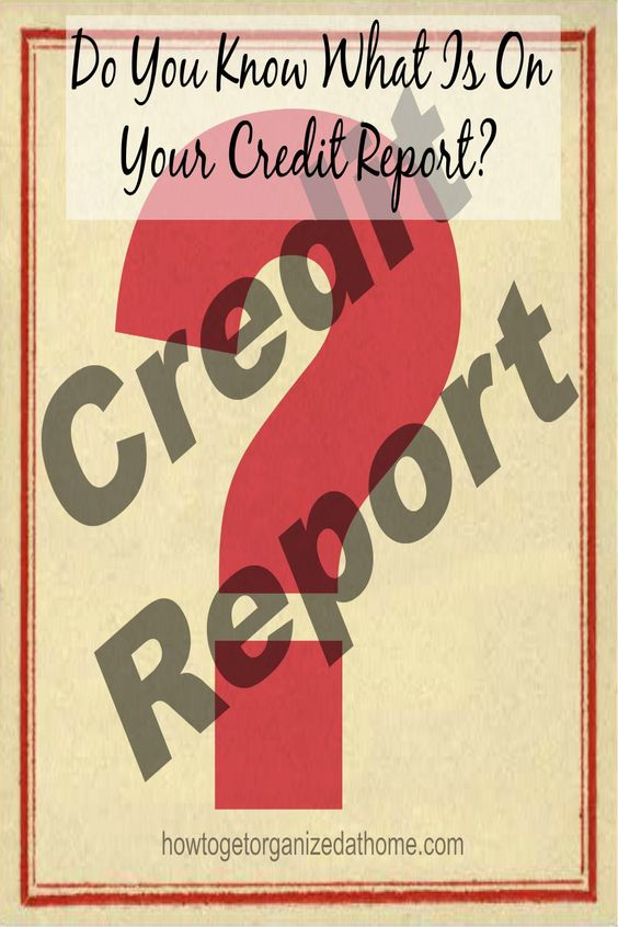Knowing and understanding what is on your credit report is important, it will mean that you are aware of the best practices getting the best interest rate.