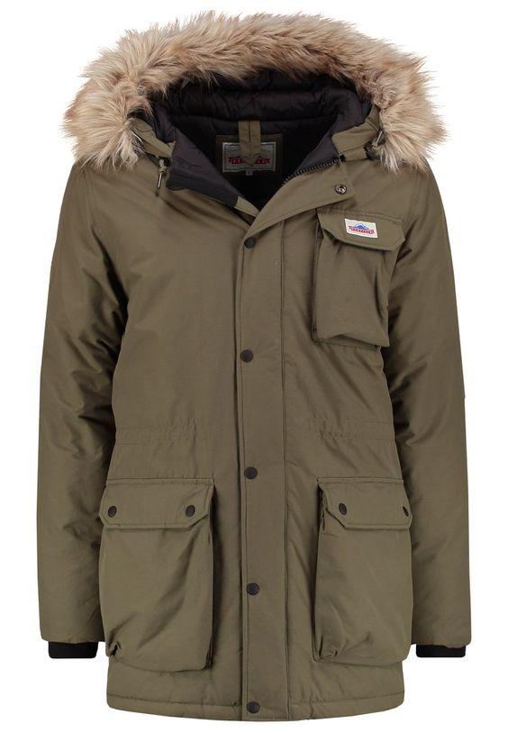 Penfield LEXINGTON Parka dark green Bekleidung bei Zalando.de | Material Oberstoff: 60% Baumwolle, 40% Nylon | Bekleidung jetzt versandkostenfrei bei Zalando.de bestellen!