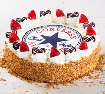 Converse taart