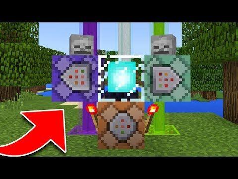 5 Secret Command Block Tricks In Minecraft Pocket Edition Xbox Pc Youtube Minecraft Commands Minecraft Minecraft Tutorial