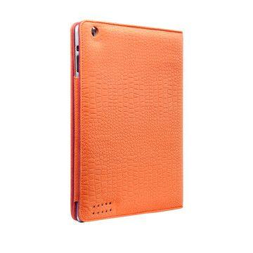 iPad 2 Croc Orange now featured on Fab.