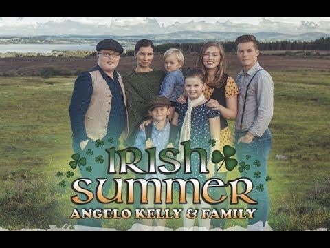 Irish Summer Tour 2019 Trailer Angelo Kelly Family Youtube The Kelly Family Summer Tour Music Songs