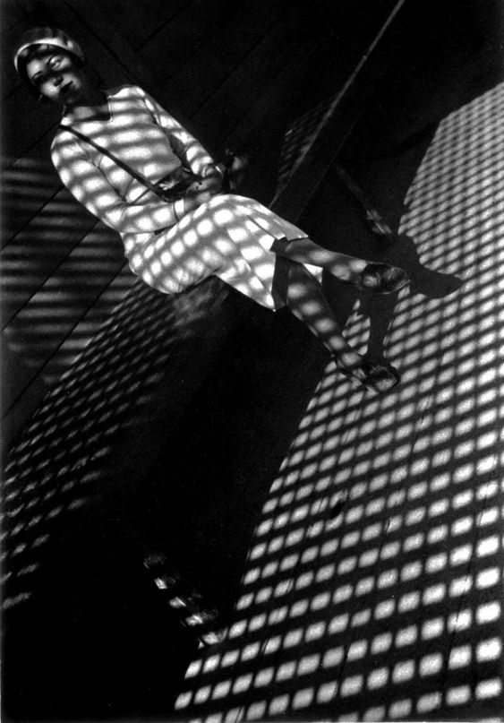 Alexander Rodchenko photographs from the monograph, Rodchenko Photography 1924–1954.