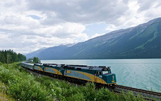 Our series will help you tackle the world's greatest train journeys. This week: the Canadian.