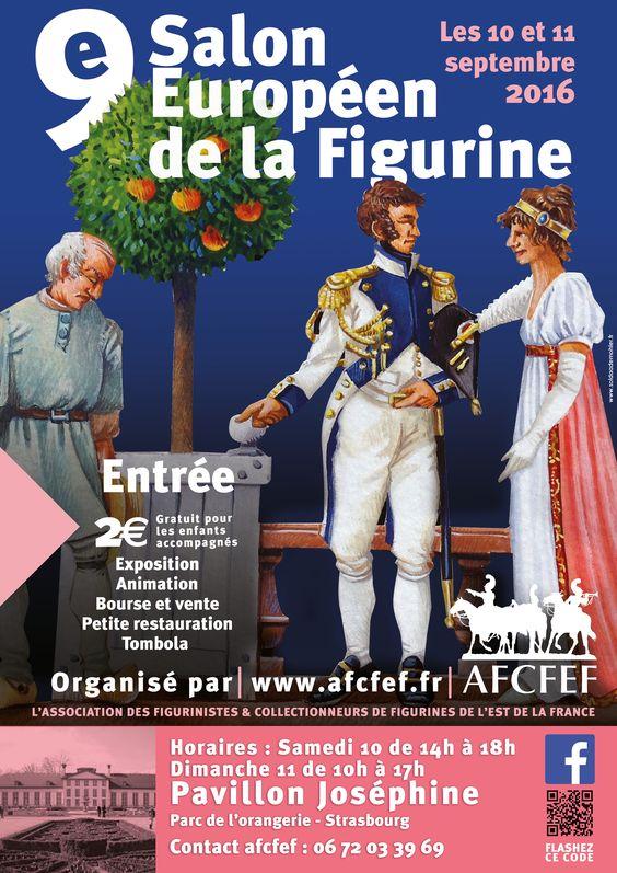 La Sabretache souhaite une bonne rentrée à tous les figurinistes ! Pour ceux de l'Est de la France, un premier rendez-vous les attend à Strasbourg, parc de l'Orangerie !