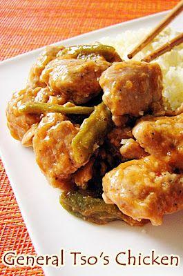 ...   Pinterest   Tso Chicken, General Tso and General Tso's Chicken