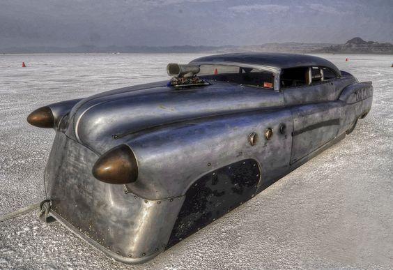 Awesome! Salt Flat Racer...