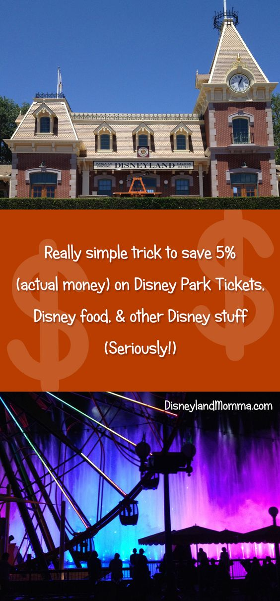 How to Save Money on Disneyland Tickets, Food and Merchandise, Saving Money at #Disneyland